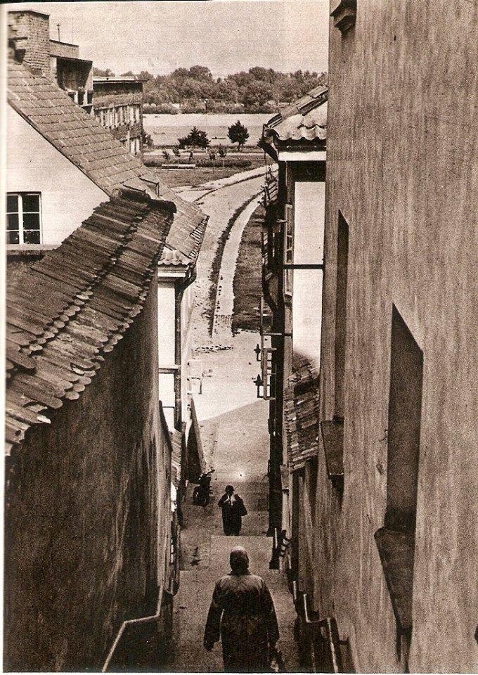 Kamienne Schodki 1966 r.    Fot. Kojber Kierbedzia