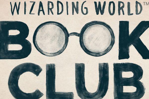 Wizarding World Book Club, J. K. Rowling lancia un club del libro