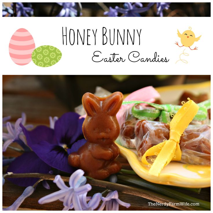 Honey Bunny Easter Candies