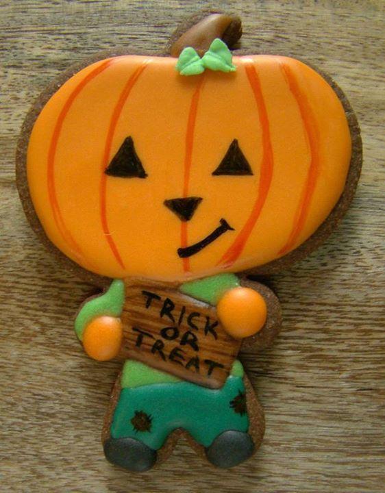 posts about decorated cookies on la vie en cookies - Halloween Cookie Decorations