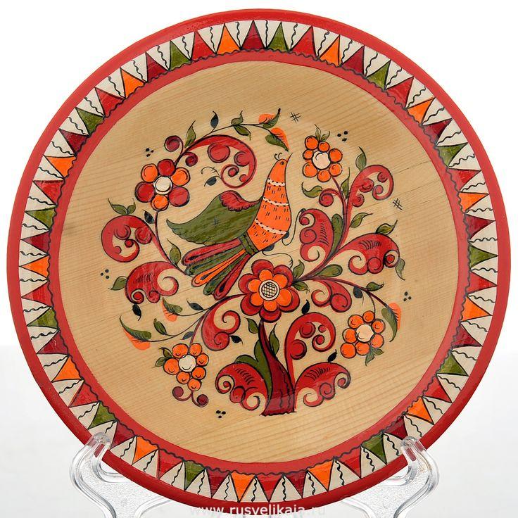 северодвинская роспись - Поиск в Google