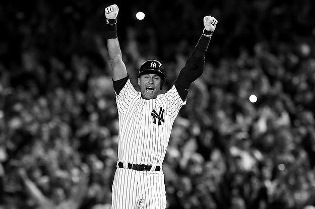 Derek Jeter's final game at Yankee Stadium was like something out of movie. I was there!