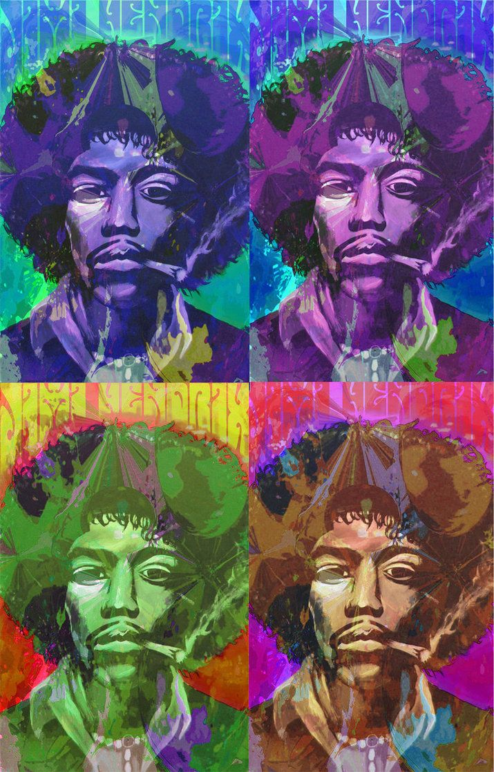 10 best images about psychedelic art other trippy things - Jimi hendrix wallpaper psychedelic ...