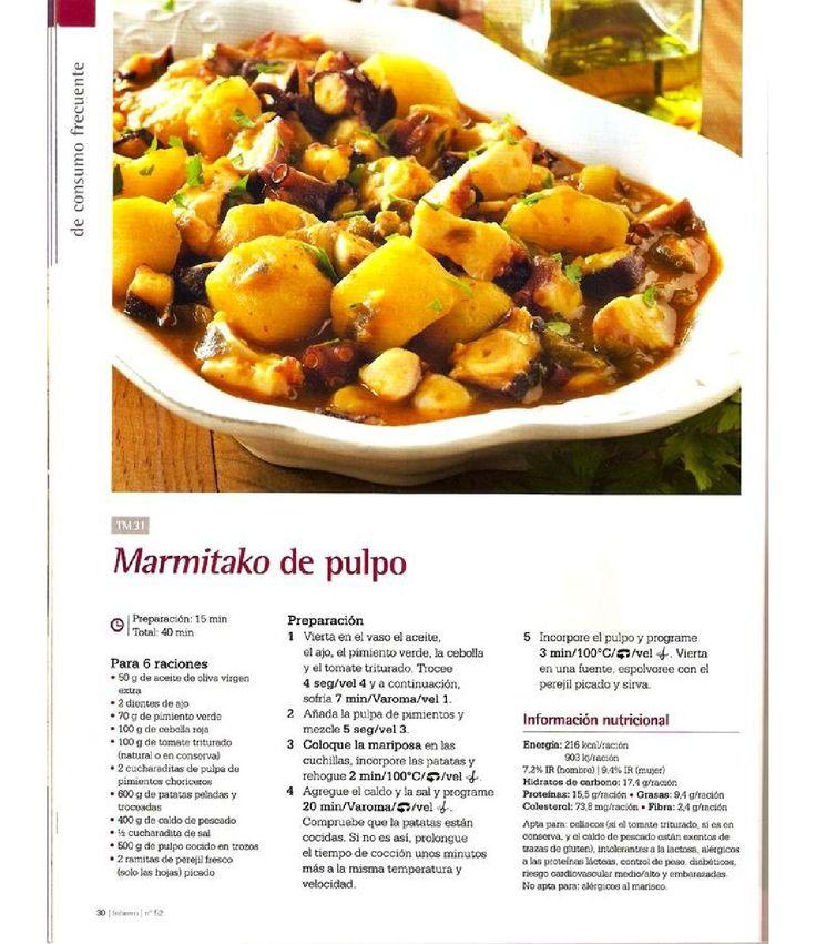 ISSUU - Revista thermomix nº52 cocina diaria, simple y deliciosa de argent