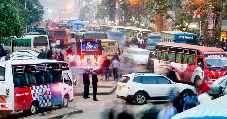 Digital Matatus - How Nairobi Got Its Ad-Hoc Bus System on Google Maps