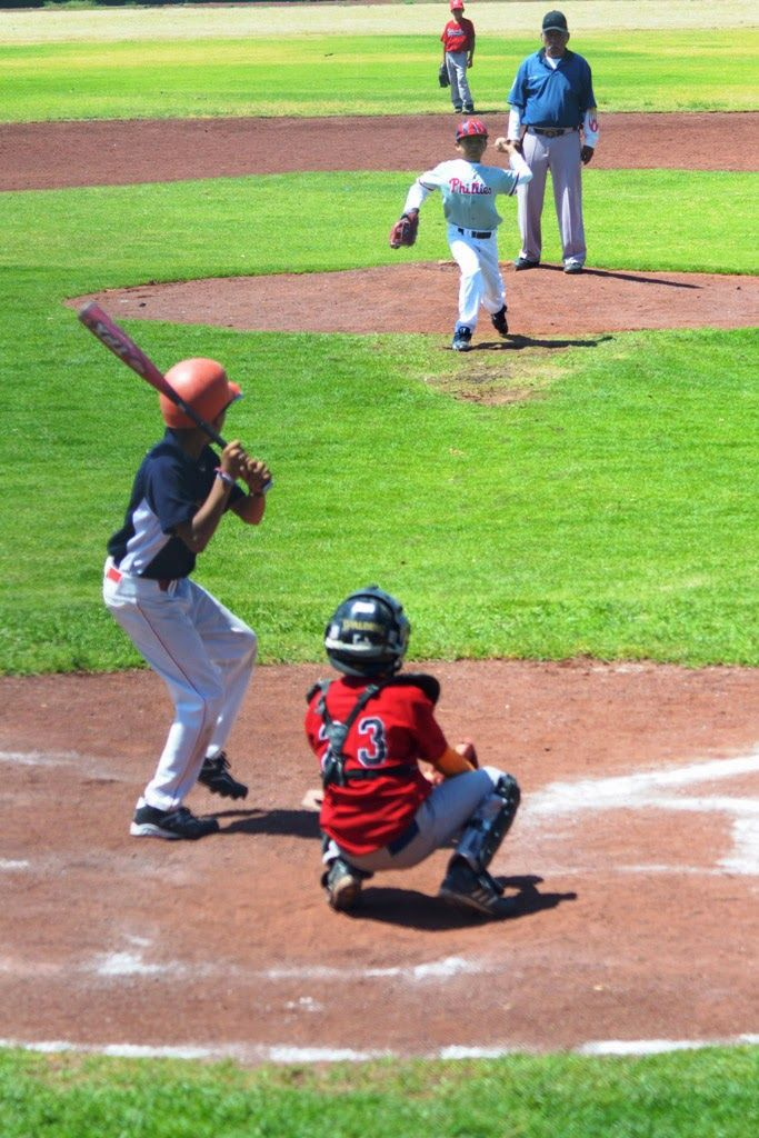 Jornada 3 de la Liga Pequeña Ferrocarrilera 2014 ~ Ags Sports