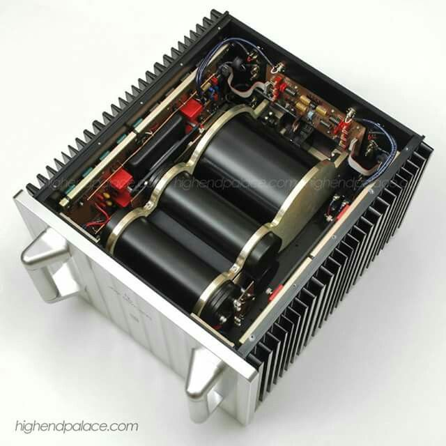 Jeff Rowland Model 8T Reference amplifier high end audio audiophile
