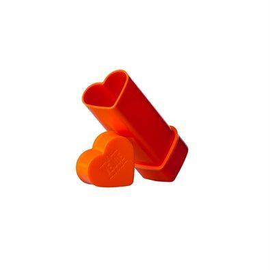 """Forma na vajcia """"Vajcia vo forme"""", oranžová"""
