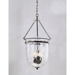 You Will Love The Style And Appeal Of This Glass Lantern Chandelier Featuring A Classic Antique Copper Finish Waved Shade