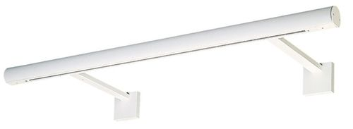Juno Track Lighting TT529WH Trac Tube Trac Master Wall Mount Bracket, White Color
