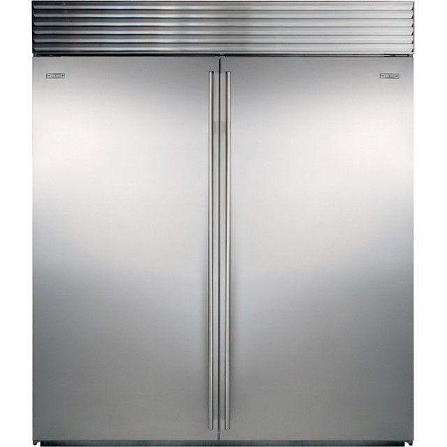 Sub Zero Bi 36f O Lh 36 Built In All Freezer Left Hinge And Bi 36r O Rh 36 Right Hinge Built In All Refrigerator In Panel Ready All Refrigerator Refrigerator Refrigerator Models