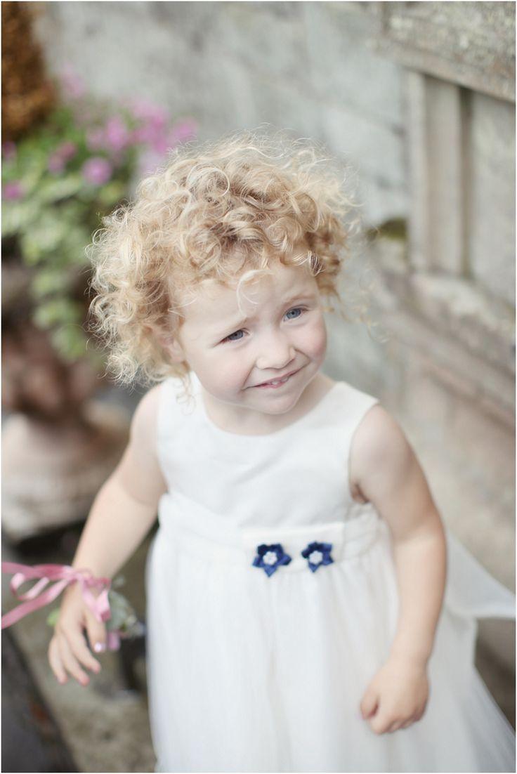 Gorgeous little flower girl