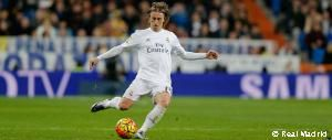 Los ocho goles de Modric desde fuera del área