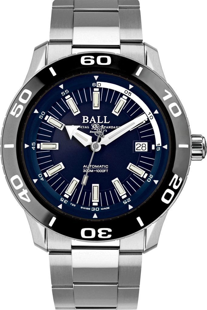 Ball Watch Company Fireman NECC #bezel-unidirectional #bracelet-strap-steel #brand-ball-watch-company #case-material-steel #case-width-42mm #date-yes #delivery-timescale-call-us #description-done #dial-colour-blue #gender-mens #luxury #movement-automatic #official-stockist-for-ball-watch-company-watches #packaging-ball-watch-company-watch-packaging #style-dress #subcat-fireman #supplier-model-no-dm3090a-sj-be #warranty-ball-watch-company-official-2-year-guarantee #water-resistant-300m