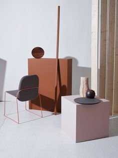 Structure is a forthcoming exhibition for Milan Design Week showcasing contemporary Norwegian craft and design