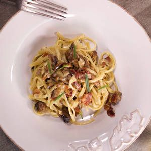 The 25 best cooking bacon with rachael ray ideas on pinterest pasta with bacon maple nuts dijon use your favorite nut rachael ray show ccuart Choice Image