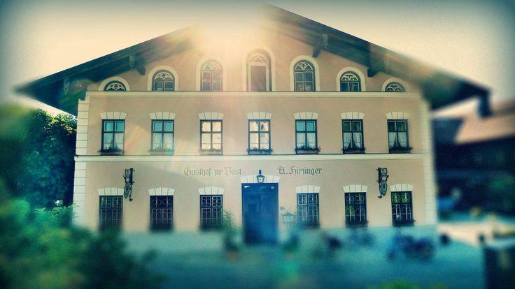 ***Superior Hirzinger Gasthof Hotel Zur Post seit 1477 in S�llhuben | Wirtshausmusikanten - Biergarten - Rosenheim - Tagungen - Hochzeiten -...