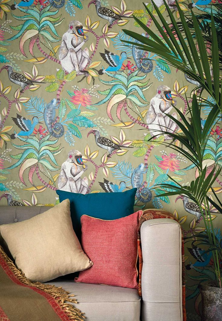 How To Decorate With Wallpaper For A Charismatic Home Decor inspiration |  modern interior design | дизайнинтерьера |  #decorating ideas  #decorating tips  #home decor  See also: https://www.brabbu.com/en/inspiration-and-ideas/interior-design/brabbus-projects-major-interior-design-inspiration