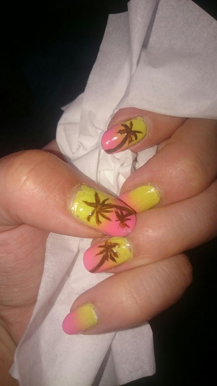 Tropicalnails :-D