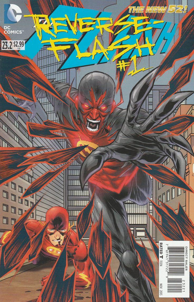 The Flash # 23.2 DC Comics The New 52! Vol 4 Reverse Flash