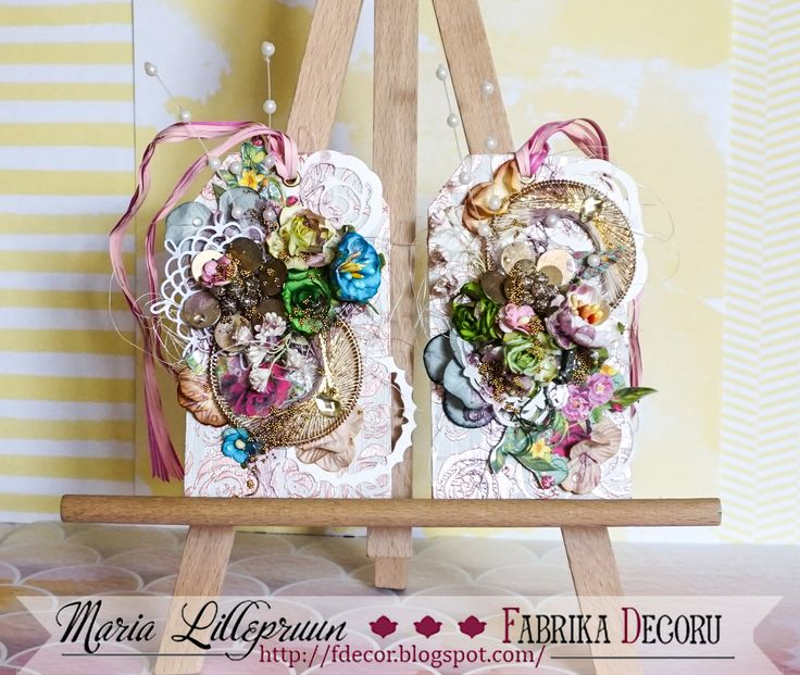 Multilayered tags by Maria Lillepruun
