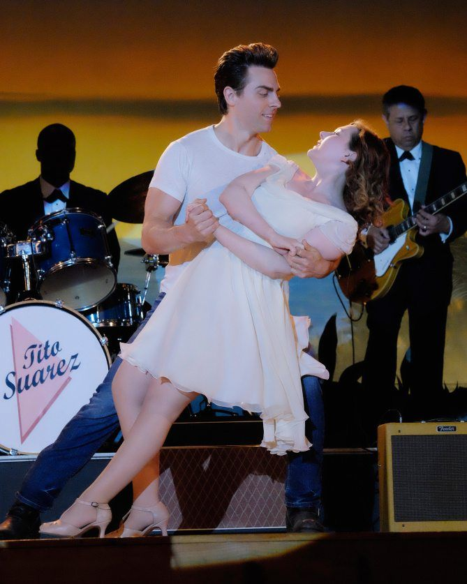 Get a Sneak Peek of the Upcoming 'Dirty Dancing' Reboot