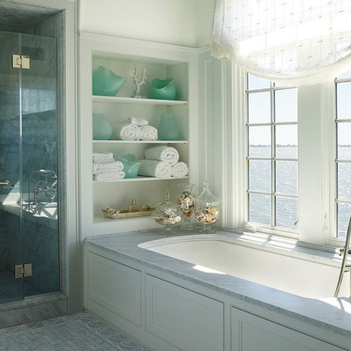 Photo Album For Website  Beach Themed Bathroom Ideas All designers credited in blog post Check out nautical