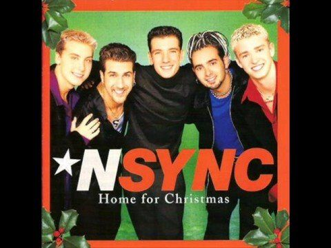 *NSYNC - Merry Christmas, Happy Holidays (+playlist) Currently can't find this CD anywhere in my apartment. If you've known me for longer than like three days you know this is extremely traumatic for me.