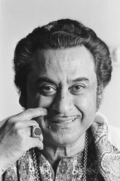 Brilliant playback singer and actor    http://en.wikipedia.org/wiki/Kishore_Kumar