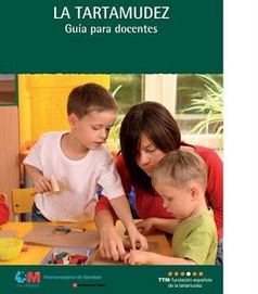 La tartamudez: Guía para docentes