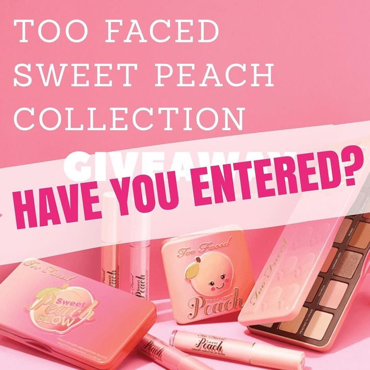 Don't miss out on this amazing giveaway! It ends very soon. Check the previous post for details. You could win the entire @toofaced  sweet peach collection. Good luck           #toofaced #bloggersunitedau #rideordie #likesforlikes #beautyblogger #love #beautyreview #makeupdolls #beautyjunkie #photooftheday #makeup #bloggersunitedau #makeupaddict #beauty #instabeauty #beautyaddict #instadaily #sfs #ausbeauty #nars #narsissist #hudabeauty