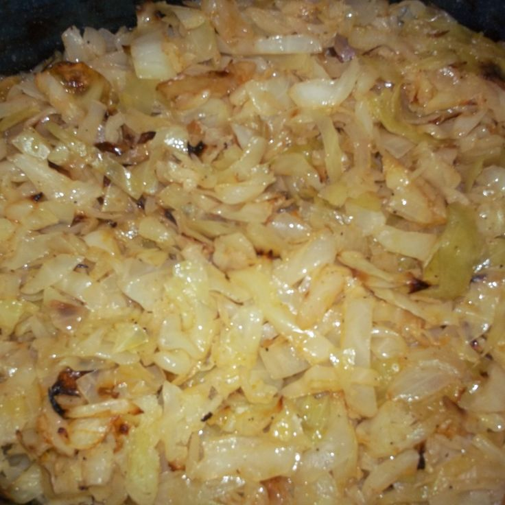 Bea's Baked Cabbage, old fashioned just like grandma's cabbage recipe.