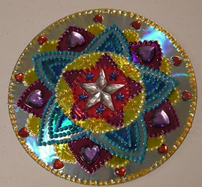 131 best Cds images on Pinterest Creative ideas Old cd crafts and