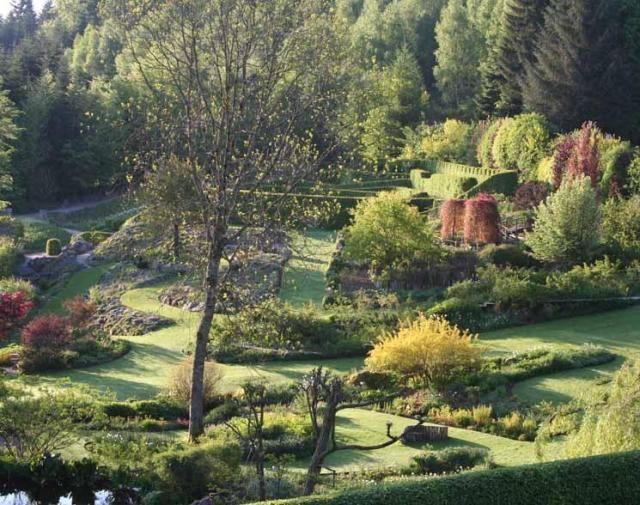 jardin de berchigranges lorraine germany jardins. Black Bedroom Furniture Sets. Home Design Ideas