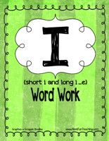 17 Best images about long i on Pinterest | The long, Vowel sounds ...