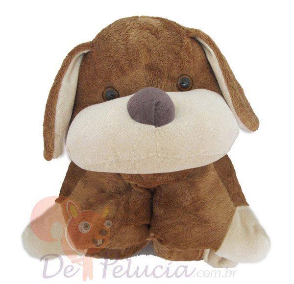 Almofada Cachorro de Pelúcia