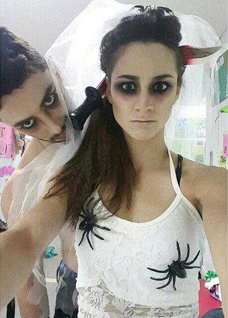 Hallowen biancaio