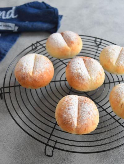 「30分でこねずにできる魔法のパン*ヨーグルトテーブルパン」ゆーママ   お菓子・パンのレシピや作り方【cotta*コッタ】
