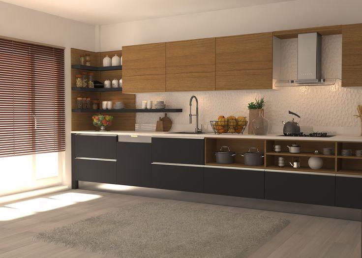 Mutfak Tasarımı # Modern Mutfak # Kitchen Design # Kitchen