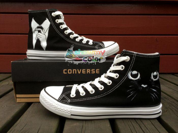 Converse cat