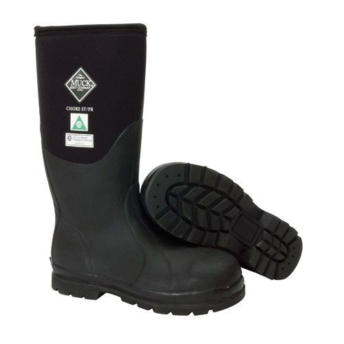 Muck Boot Chore Steel Toe Hi Boot - CHS-000A