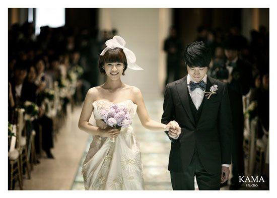 Big bows, Weddi... Kang Hye Jung Tablo