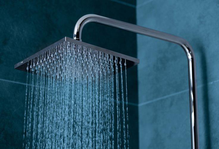 Conjunto de ducha con grifo tt star rain ref 14625835 for Ducha jardin leroy merlin