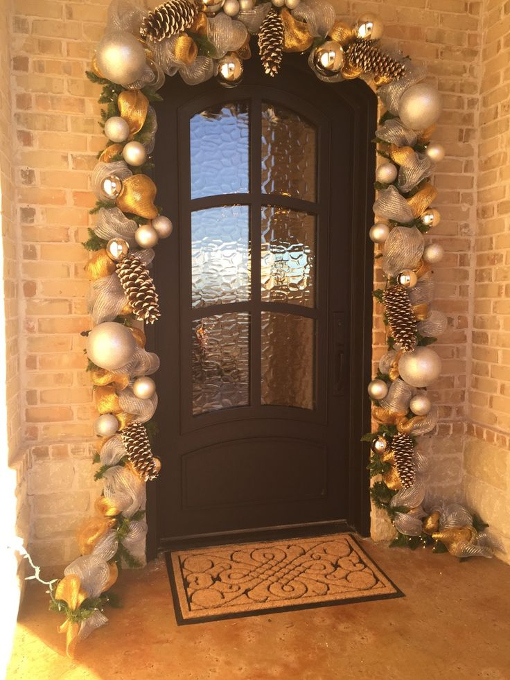 Tabulous Design: Homes For The Holidays: Silver & Gold
