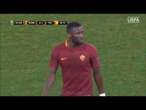 The Latest Updates Soccer Match. Roma 0 - 1 Villarreal Aggregate: 4-1 Roma go through to next round Goals : Borré 15' (Villarreal) FULL RESULT ROUND OF 32 - ...