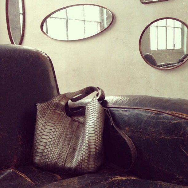 Leather + Python