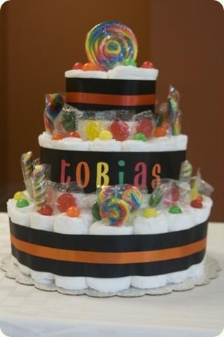 candy themed baby shower diaper cake: Themed Baby Showers, Cake, Theme Baby Shower, Baby Murphy, Babyshower Ideas, Baby Shower Diapers, Candace Baby, Baby Ideas, Baby Eliana