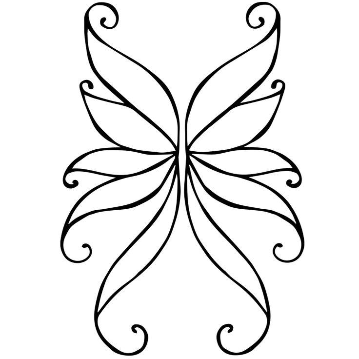 Wings Temporary Tattoos #689