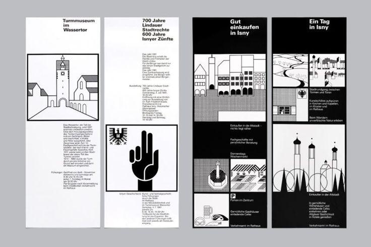 Le Festival de Design de Londres s'est achevé et on pouvait y voir une exposition retraçant le travail de Otl Aicher à qui l'on doit l'identité visuelle...