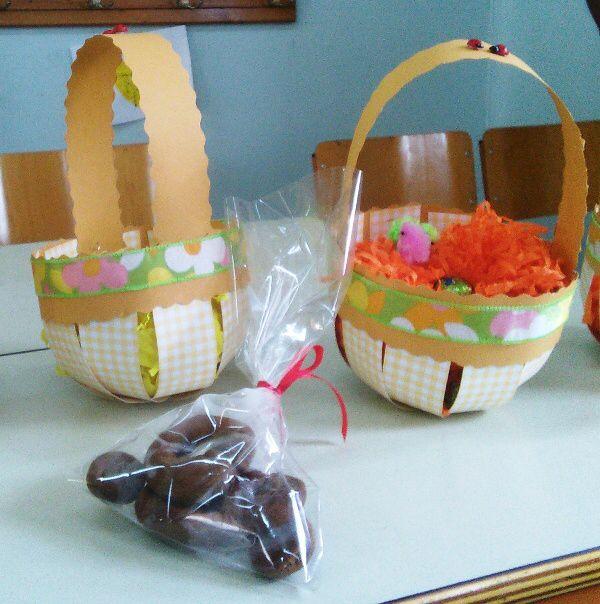 Easter Baskets - Πασχαλινά Καλαθάκια